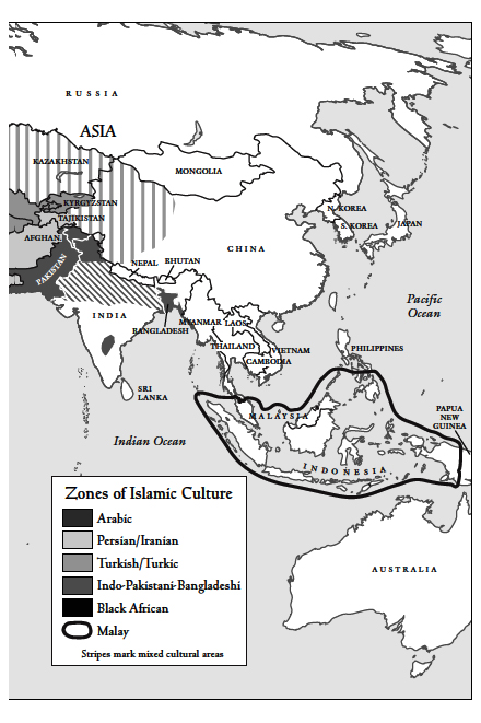 The heart of islam enduring values for humanity islam is practiced from the jungles of borneo to the hindu kush mountains to the deserts of mauritania it includes whites blacks yellow skinned fandeluxe Gallery