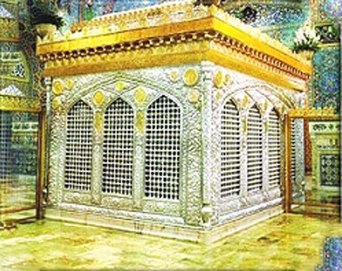 ENG subs Imam Reza AS
