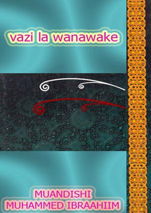VAZI LA MWANAMKE - Kurasa 2